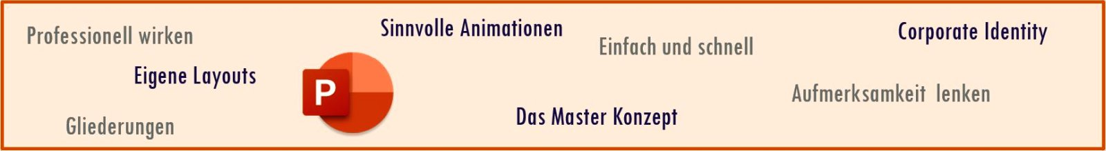 PowerPoint Training, Master, Präsentation, Schulung