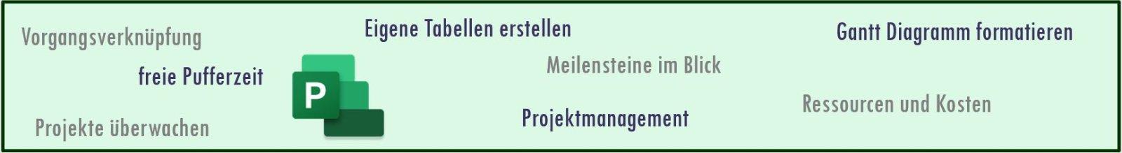 Projectschulung, Projektmanagement, Projektplanung, Training